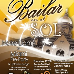 Bailar del sol 3 (without background images)